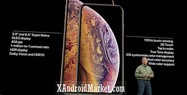 Apple ønsker ikke å dingle sin $ 1000 iPhone XS