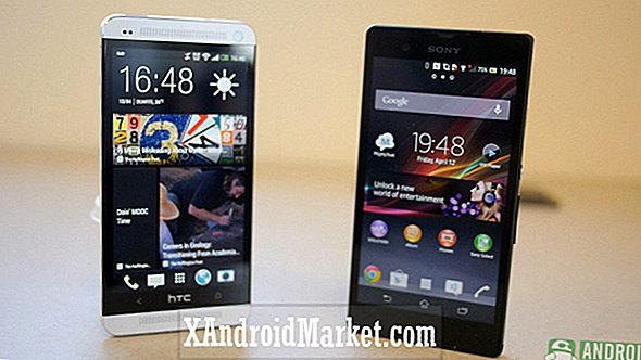 Displaymate oppose le Xperia Z au HTC One et au Huawei Ascend D2 en affichage Full HD battle royale
