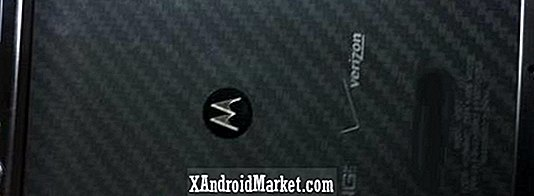 Motorola DROID RAZR (ook bekend als Spyder, DROID HD), XOOM 2 Lekfoto's Show-Near-Final Forms van apparaten