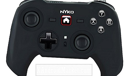 Nyko slipper PlayPad-kontrolleren for Android