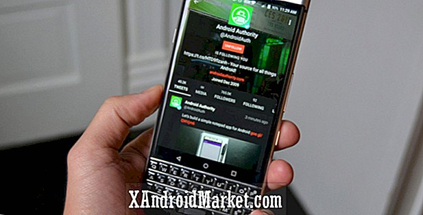 BlackBerry KEYone viene a Sprint mañana