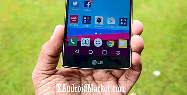 Sprint begynder at rulle ud Android 6.0 Marshmallow til LG G4