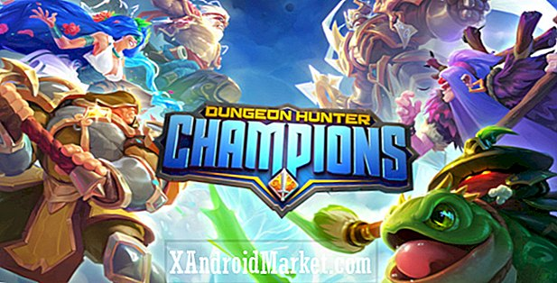 Le RPG d'action des champions Dungeon Hunter Champions de Gameloft (Mise à jour)