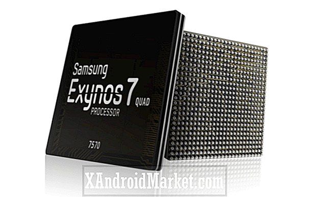 Samsung presenterar prisvärd 14nm Exynos 7570-processor