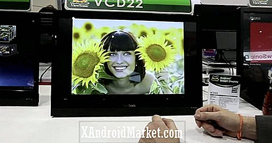 Computex 2012: Viewsonic VCD22 'Tablette' Android de 22 pouces