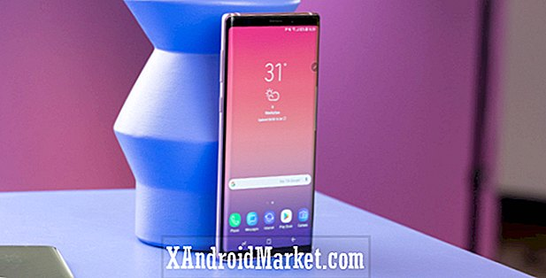 Cette semaine sous Android: Samsung Galaxy Note 9, Galaxy Home, Fortnite, Palm, Pixel, etc.