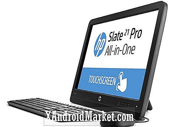 HP annoncerer Android-powered Slate 21 Pro