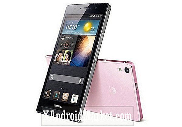 Huawei Ascend P6 maintenant disponible au Royaume-Uni