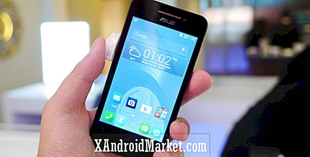 Asus Zenfone 4 hands-on preview: video og billedgalleri