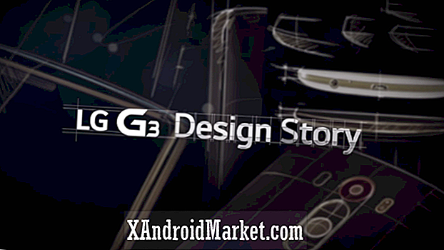 LG G3: Design Story - en kort video om G3