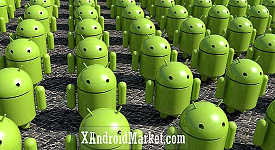 Larry Page dit qu'il y a eu 750 millions d'activations Android