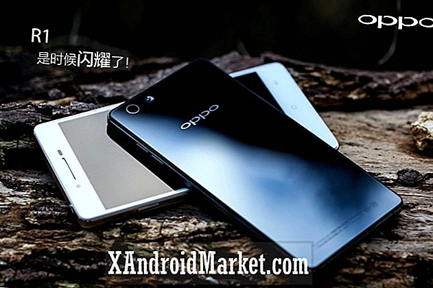 Oppo plaagt R1 met geweldige low-light camera voor release in december