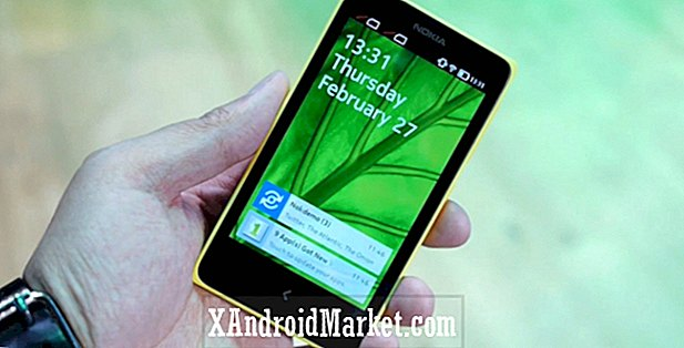 Nokia X-hands-on (MWC 2014)