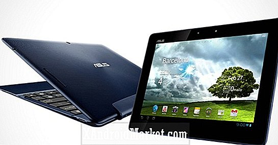 Transformer Pad TF300 compatible LTE se dirigeant vers AT & T?