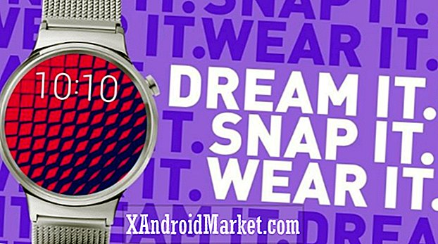 En Android Wear-design kan vinna dig en resa till Paris Fashion Week