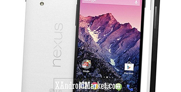 Nexus 5 vs iPhone 5S kamera sammenligning (video)