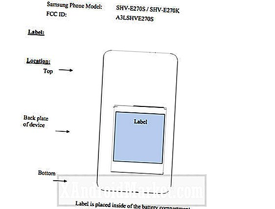 5-tommer Galaxy Grand spottet på FCC, ser vi frem til en Galaxy S4 preview?