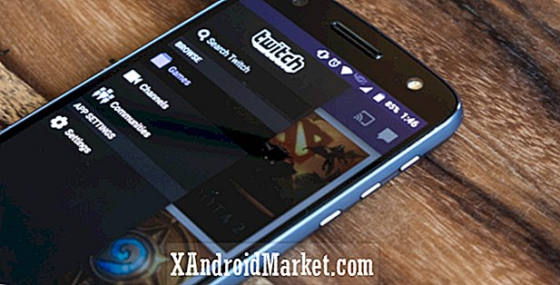 Twitch mobile apps opdateret til video live video og redesignet navigation