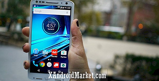 Motorola Droid Turbo 2 hands-on og første utseende