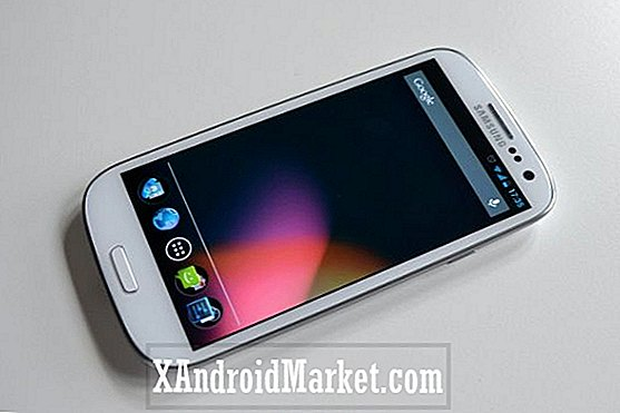 Pre-release Jelly Bean bygge til Verizon Galaxy S3 lækager, officielle OTA at komme snart