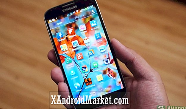 AT & T Galaxy S4 Android 4.3 update wordt hervat - download build I337UCUEMK2