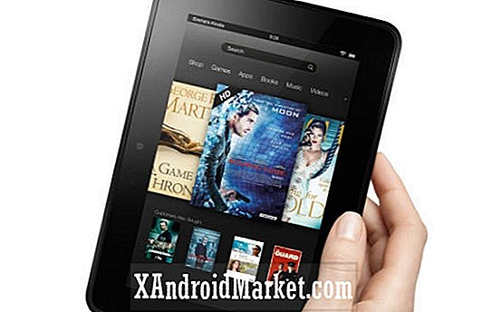 Amazon giver mulighed for 'Special Offers' fravælger Kindle Fire HD for $ 15