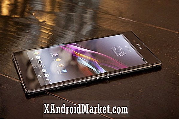 "Hur fungerar Sony Xperia Z Ultras ""stylus"" -funktionalitet"