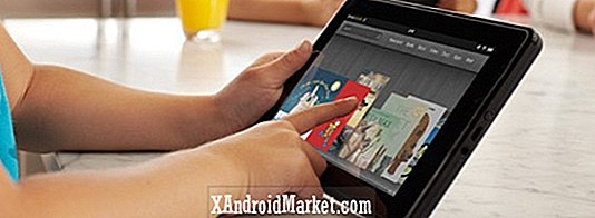 Amazon Kindle Fire Under Fire For Patent Brudd