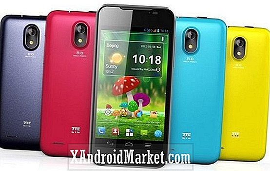 ZTE Grand X Pro officiel - 4,5-tommer 720p display og dual-core CPU i en støvrig ICS-pakke