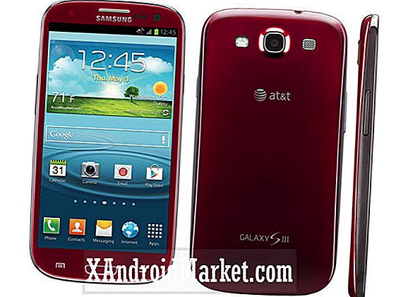 Grenat Red Galaxy S3 disponible exclusivement chez AT & T: pré-commande et date de sortie officielle