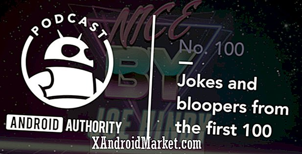 Android Authority Podcast Episodio 100!