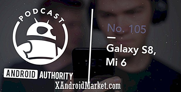 Galaxy S8, wo 6 |  Podcast 105