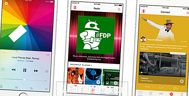 FDP 020: Apple Music, BlackBerry Android, S6 Plus en meer