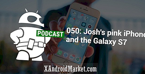 Joshs rosa iPhone og Galaxy S7 |  Podcast 050