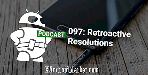 Retroactieve resoluties |  Podcast 097