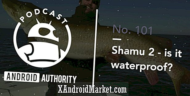 Google Shamu 2 - is het waterdicht?  |  Podcast 101