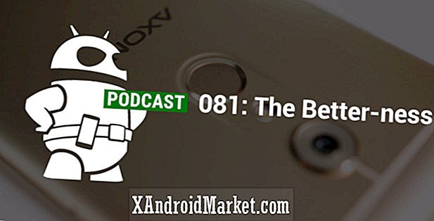 The Better-ness - Podcast 081