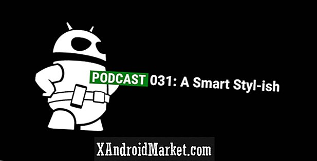 Podcast 031: A Smart Styl-achtig