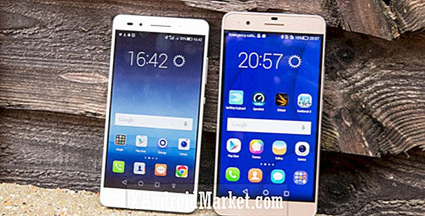 Huawei Honor 7 vs Honor 6 Plus