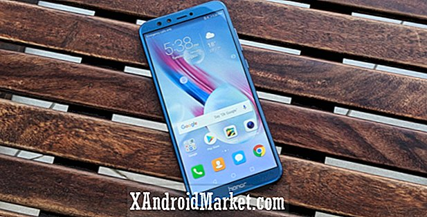 Honor 9 Lite mains sur