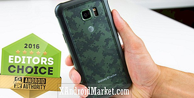 Samsung Galaxy S7 Aktiv recension