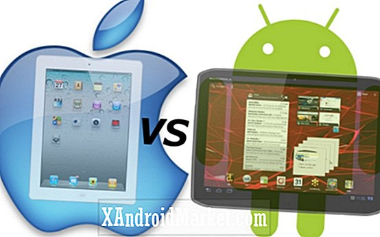 Xoom 2 vs iPad 2
