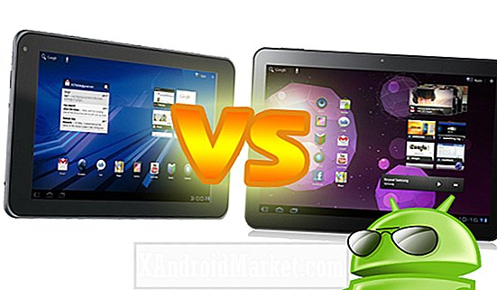 Samsung Galaxy Tab 10.1 vs. T-Mobile G-Slate 4G