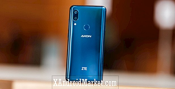 ZTE Axon 9 Pro hands-on