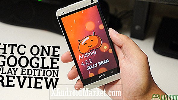 Test du HTC One Google Play Edition (vidéo)
