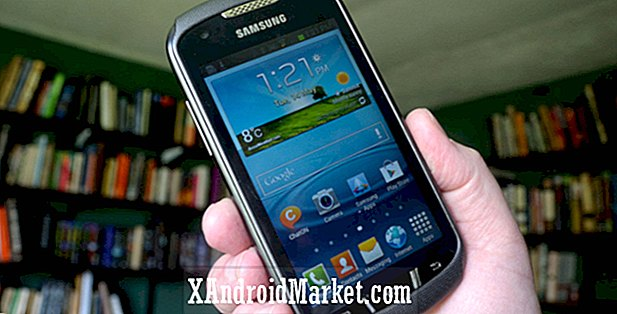 Samsung Galaxy Xcover 2 anmeldelse