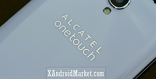 Alcatel OneTouch Idol X + anmeldelse