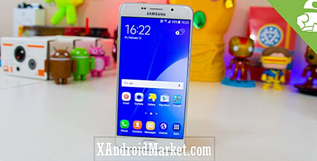 Samsung Galaxy A7 (2016) recension