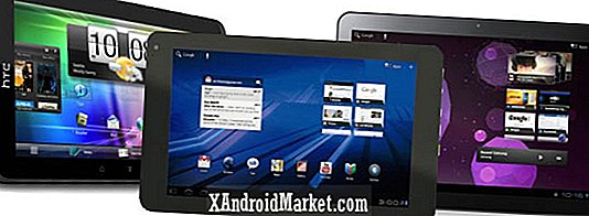 Samsung Galaxy Tab 10.1 vs HTC EVO View vs LG Optimus Pad