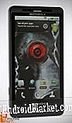 Vår Motorola DROID X för Verizon recension